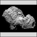 комета CG