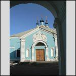 """А это арка собора -""""машина времени"""" - как-будто попадаем в почти еще Московскую Русь, а Петербург еще совсем молодой )"""
